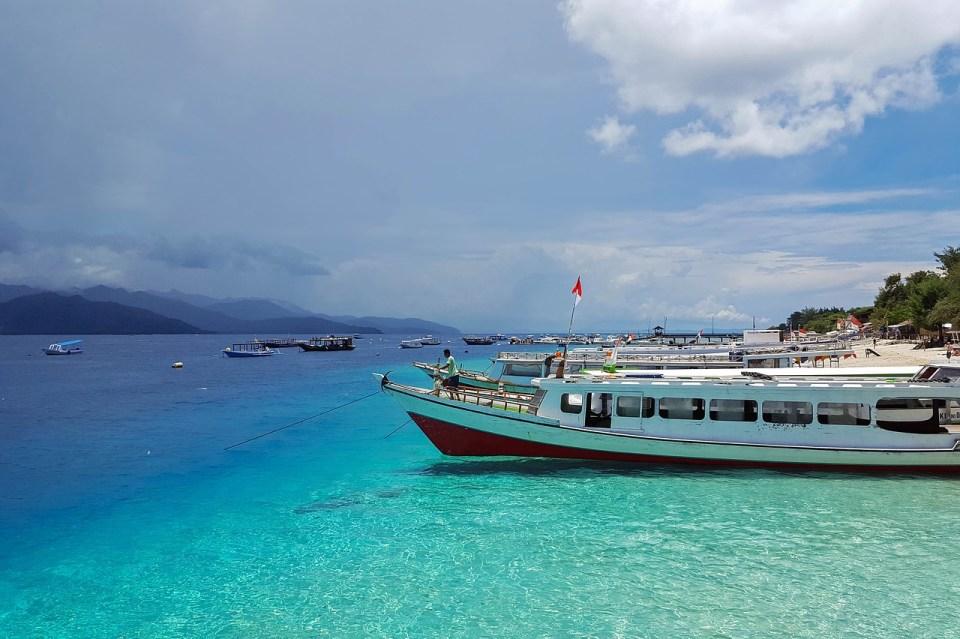 lugares increíbles de Indonesia