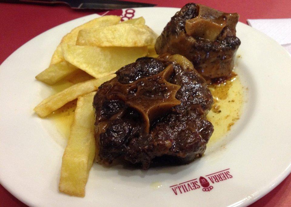 gastronomía de Sevilla