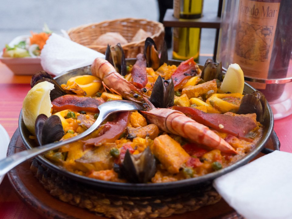 restaurante marisco Barcelona