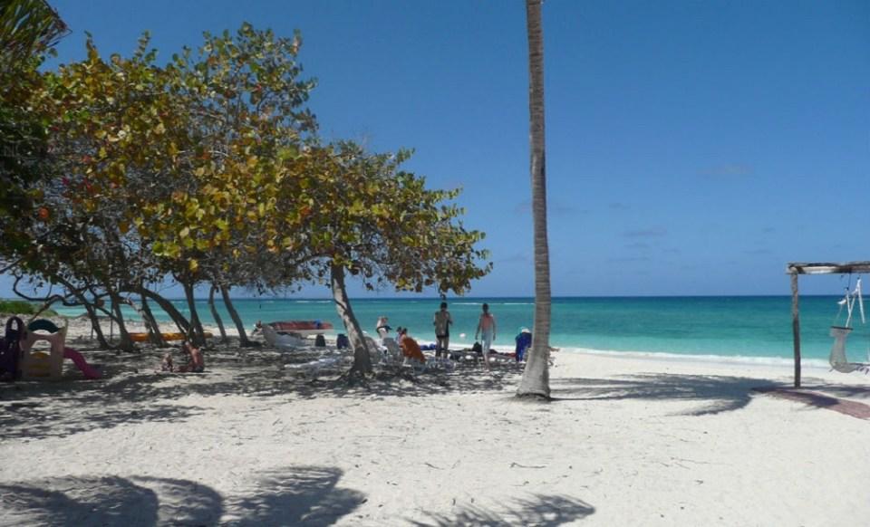 Las playas de Camagüey son de las más bonitas