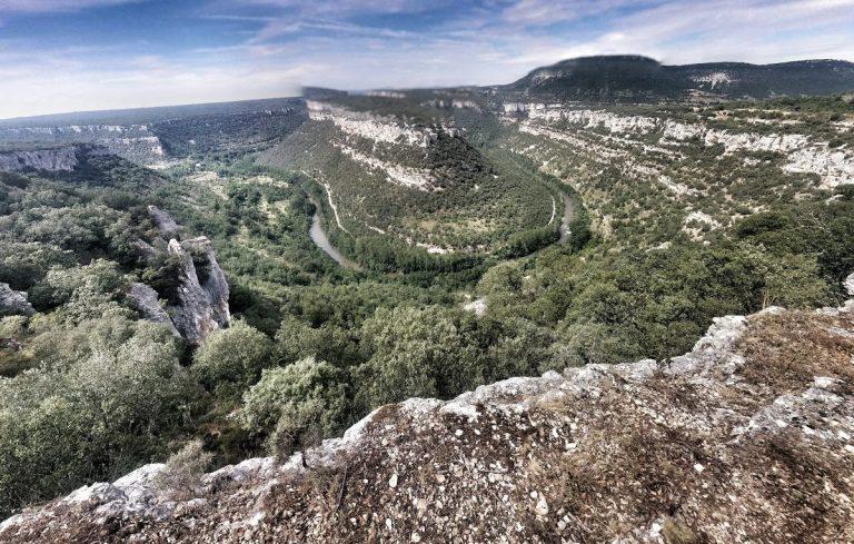 Ruta del Cañón del Ebro