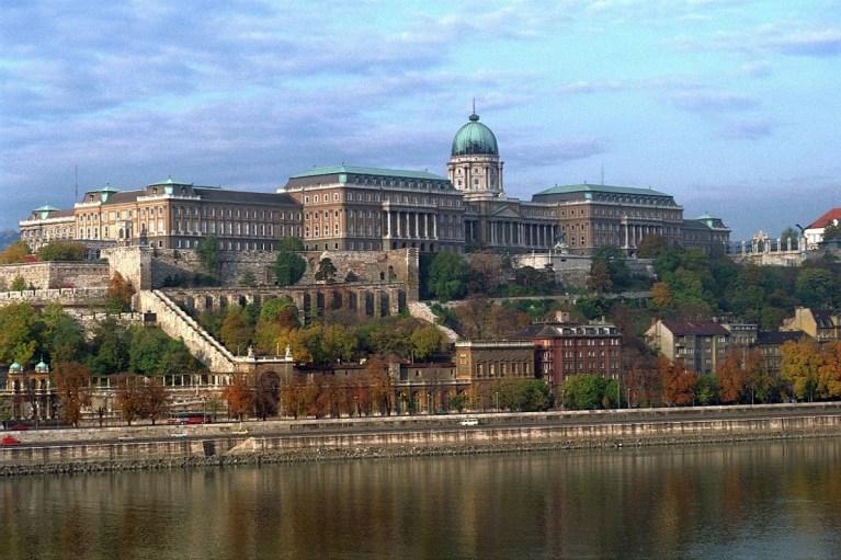 El Palacio de Buda es uno de los sitios que ver en Budapest que no puedes dejar de visitar
