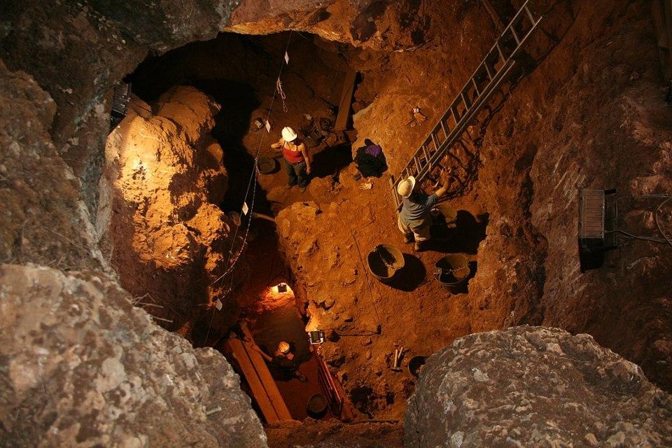 Las cuevas de Santa Ana son algo digno que ver en Cáceres