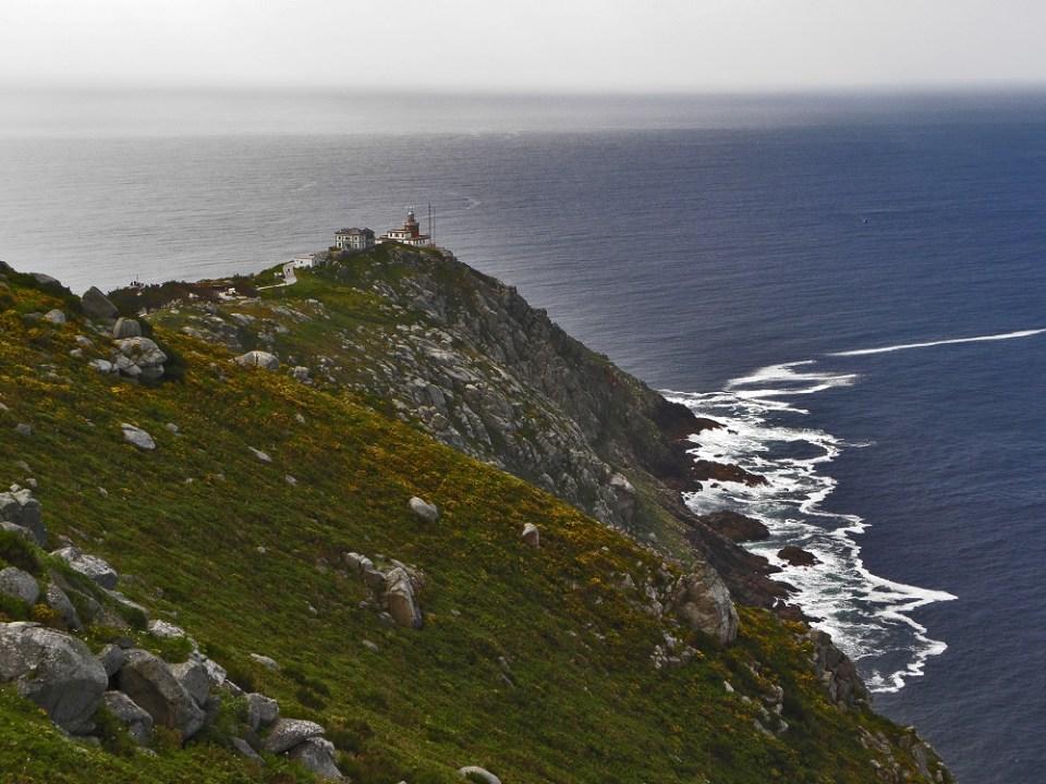 Los romanos consideraban que desde el Cabo de Finisterre se podía ver el fin del mundo