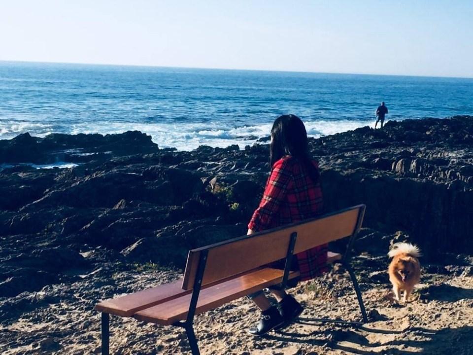 La playa de las Furnas, en Porto do Son, es una de las playas más bonitas y salvajes que ver en Galicia