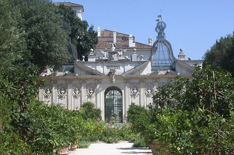 Borghese es uno de los parques más grandes de Roma