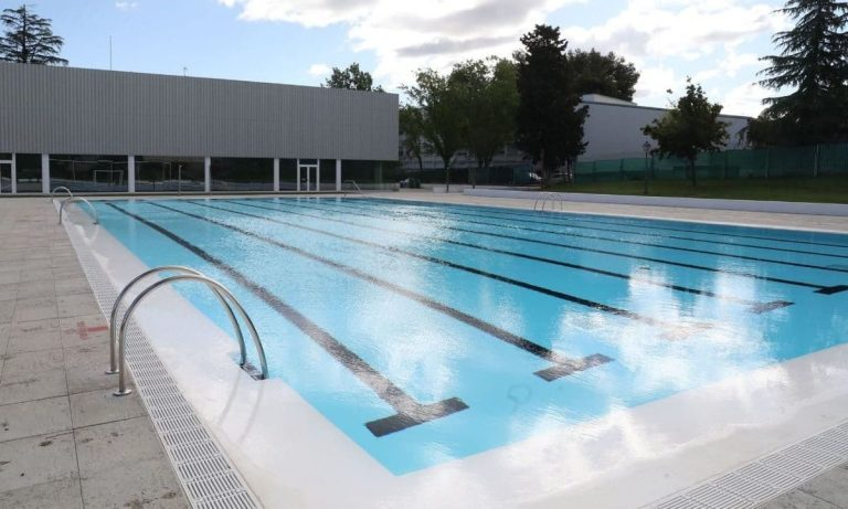 piscinas municipales Madrid