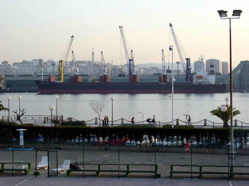 Si visitas la ciudad no puedes dejar de acercarte al puerto