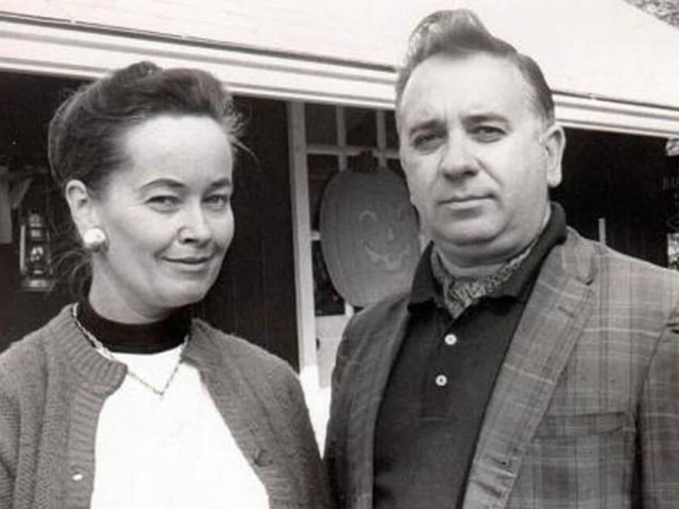 Ed y Lorraine Warren participaron en numerosos casos de posesión demoniaca