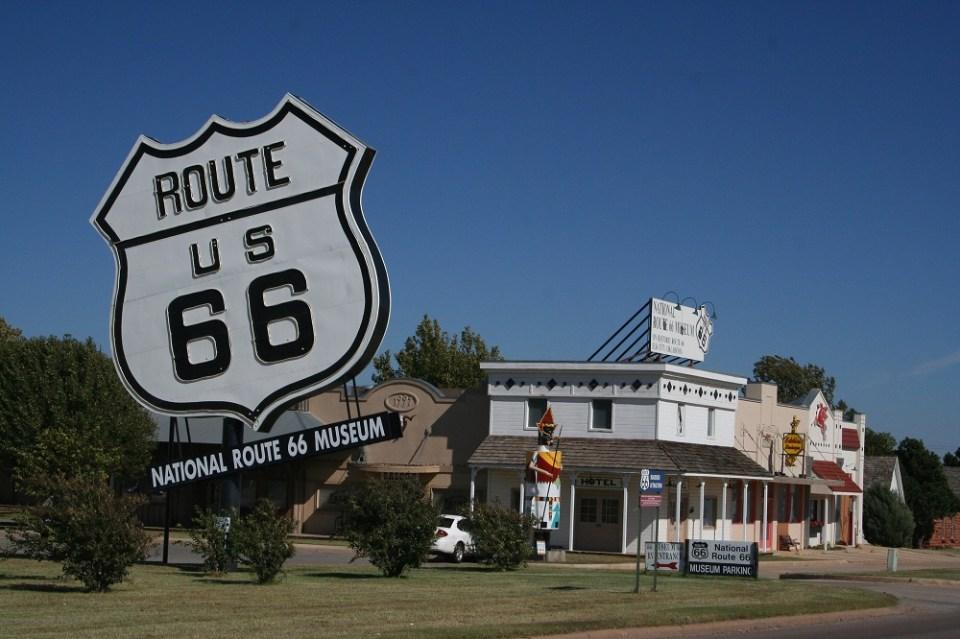 Museo oficial de la Ruta 66