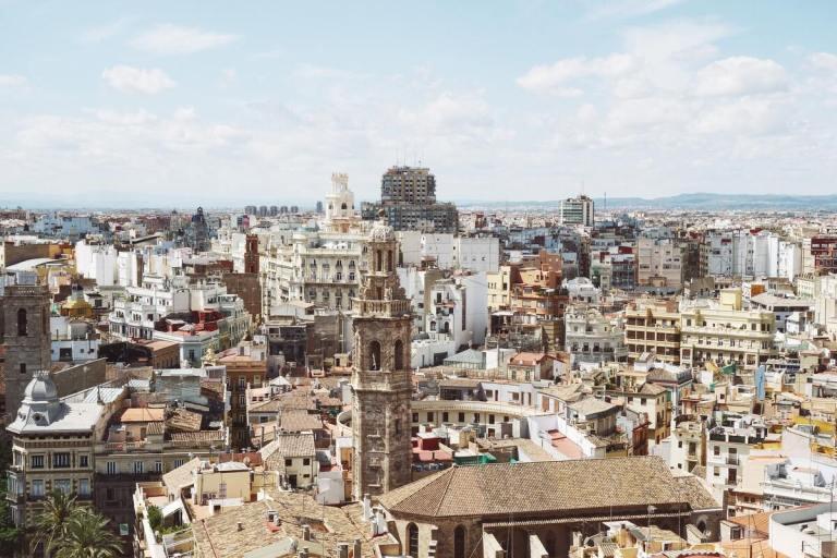 Vistas de Valencia