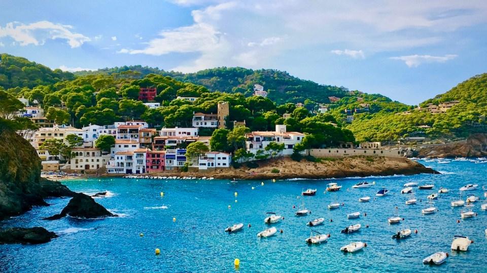 mejores playas de Cataluña