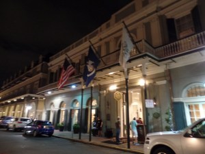 Bourbons Orleans Hotel