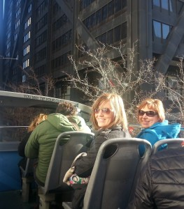 Chicago Double Decker Bus