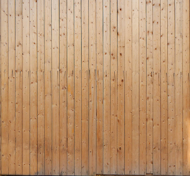Cedar Panels Rough Texture
