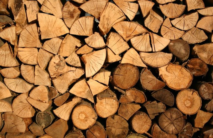 wood stack up