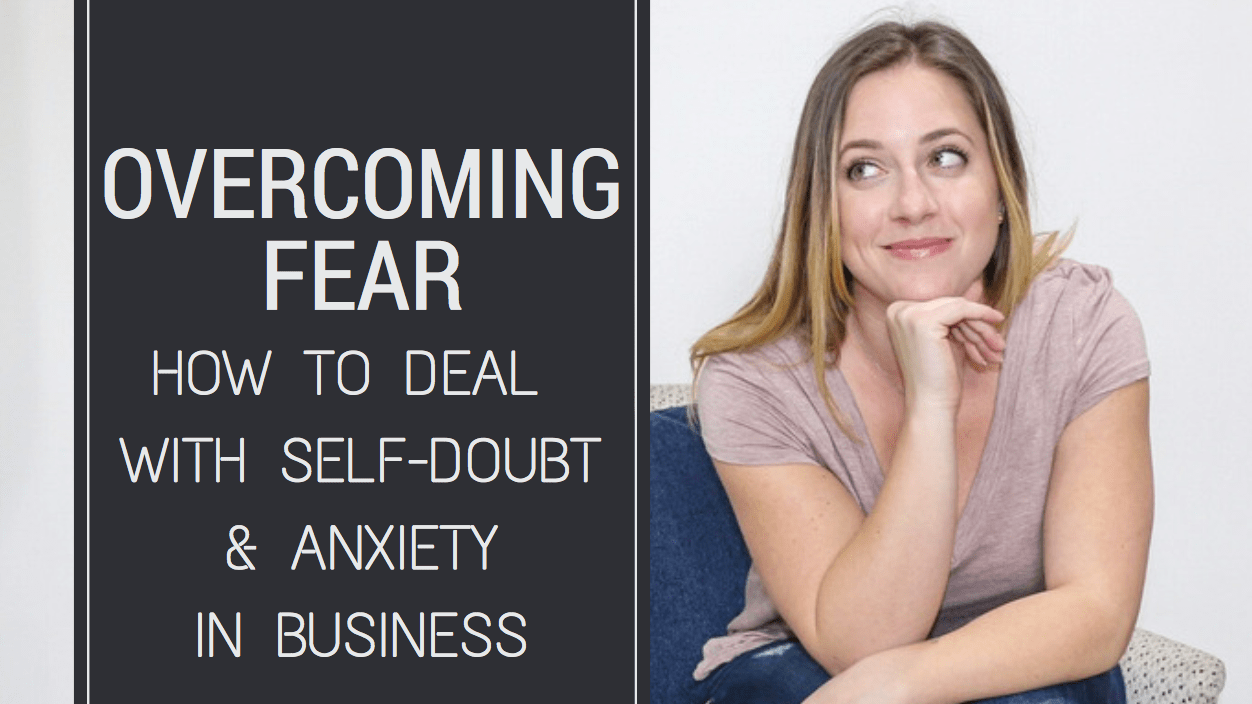 Overcoming Fear, Self-Doubt and Anxiety in Real Estate | Lugo & Co.