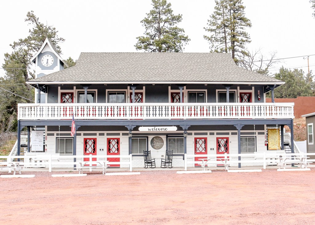 The Strawberry Inn | Strawberry, AZ | The Lugos