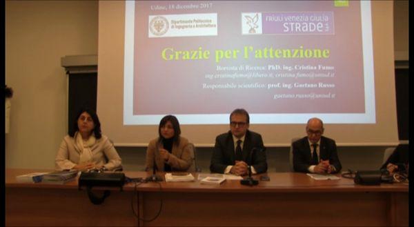 Serracchiani e Santoro in Uniud per la Sicurezza Stradale