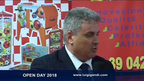 Open Day alla Luca srl