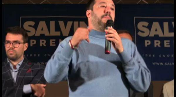 Intervista a Mara Bizzotto-Salvini Premier