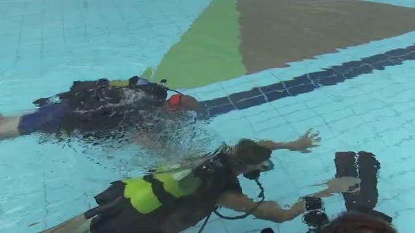 Vacanze a Bibione – puntata 38 – prove di immersione con Sferasub al Capalonga
