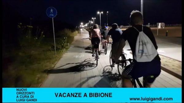 Vacanze a Bibione – puntata 42 – Bike Night