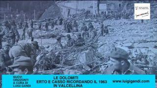 Nuovi Orizzonti – le Dolomiti – Erto e Casso