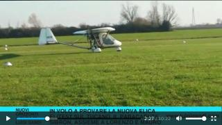 In volo con Elitest, Comelli e amici