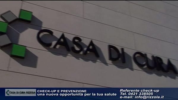 Casa di Cura Rizzola, Check-Up e prevenzione