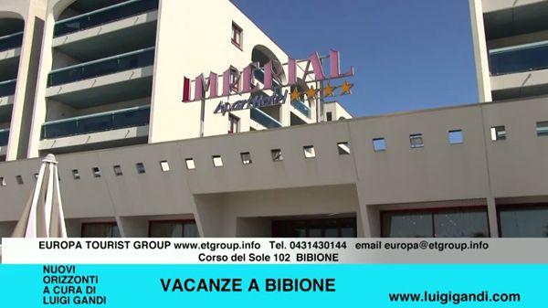 Vacanze a Bibione – puntata 11 – Imperial Aparthotel con Charlotte
