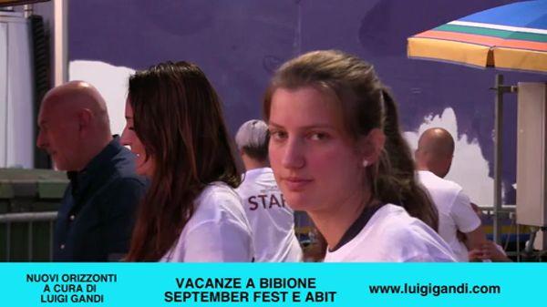 Vacanze a Bibione 2019 – Puntata 22 – September Fest