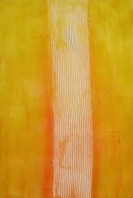 arch.n. 581 I colori della coscienza 124 Affresco su tavola, cm 100x152 anno 2003