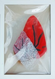 dualità 31 arch.n. 895 Ma spiritual – stampa su plexiglass +incisione – anno 2010/2011 – cm 56 x 2 x H 87–Catalogo ed. Bozzetto Art&Media