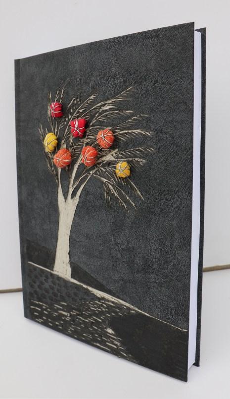 I buoni frutti su quaderno - cm 30x22x3 - 2019 arch. n. 1.704