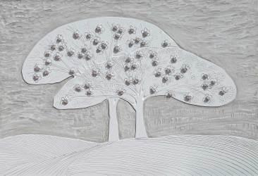Albero dai buoni frutti, archivio n. 1629, cm 91x132 PVC