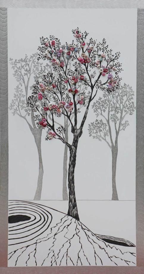 I buoni frutti, archivio n. 1964 Cm 100x53