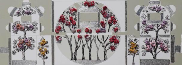 Giardino onirico archivio n.2011- particolare