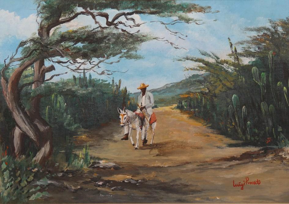 Farmer en route