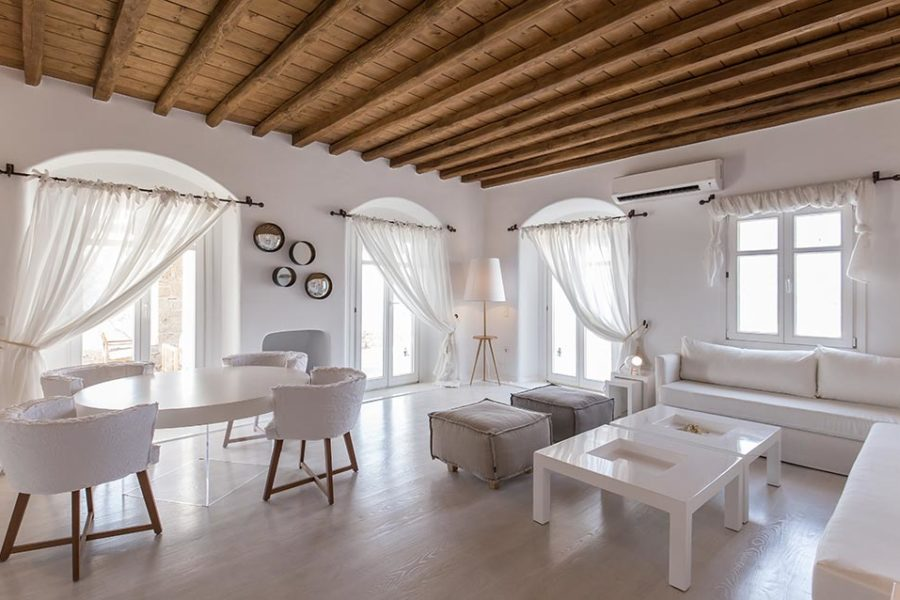 Alishanea-villa-living2 Mykonos Villas
