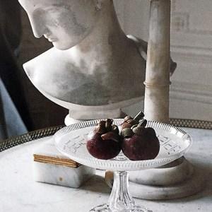 dettagli decorazione con statua