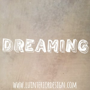 dreaming,