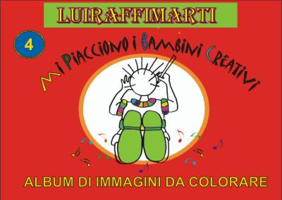 album da colorare luiraffimarti 4