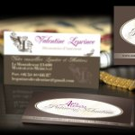 Ateliers Patines & Veloutine : carte de visite