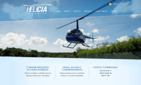 Web site Helicia