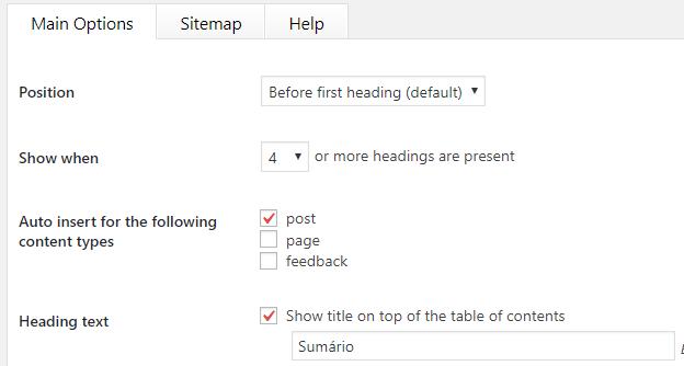 plugin-de-sumario-no-wordpress-opcoes-basicas