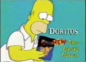 Behind the Scenes of a Simpsons Doritos Commercial