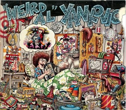 weird Al Yankovic record