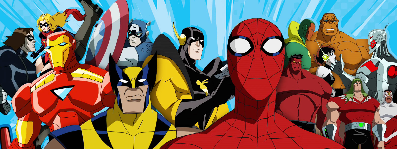 8 Reasons Why AVENGERS: EARTH'S MIGHTIEST HEROES Animated ...