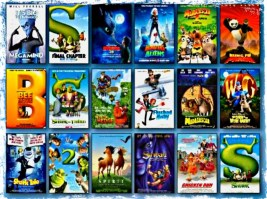 Top Ten Dreamworks Animated Movies
